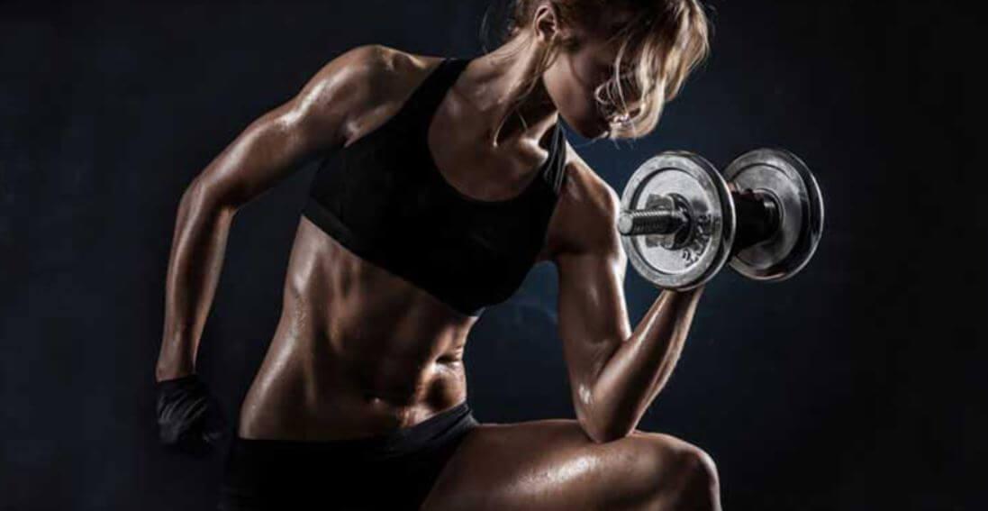 ganar masa muscular en mujeres