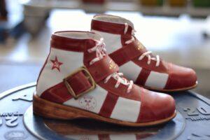 zapatos soviéticos halterofilia